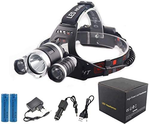 HUIZHANG Headlamp 5000LM LED Cheap mail order specialty New life store Headlight Lighti Head Lamp