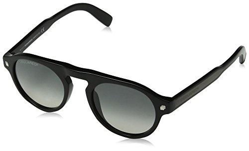 DSQUARED2 Sonnenbrille Dq0150 01b 48 Gafas de sol, Negro (Schwarz), 48.0 Unisex Adulto