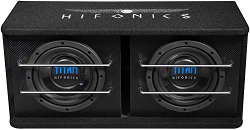 Hifonics TDA-200R Auto-Subwoofer...