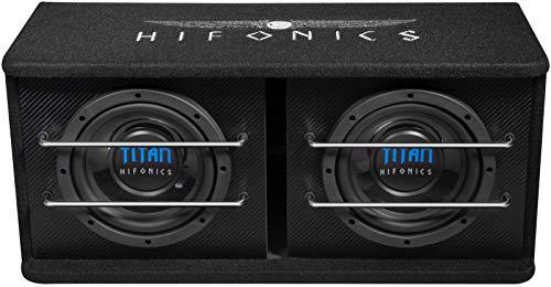 Hifonics TDA-200R Auto-Subwoofer aktiv 600W