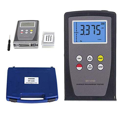 Surface Roughness Tester Gauge Profile Gauge Surface Profilometer Range Ra 0.05 to 10.00µm Rz 0.1 to 50.0µm