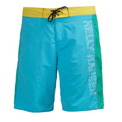 Helly Hansen HH Logo Short - Pantalón Corto para Hombre, Color Morado, Talla 32
