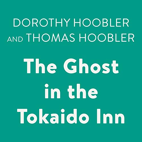 The Ghost in the Tokaido Inn audiobook cover art