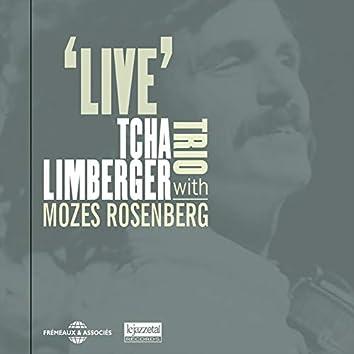 Tcha Limberger Trio with Mozes Rosenberg / Live