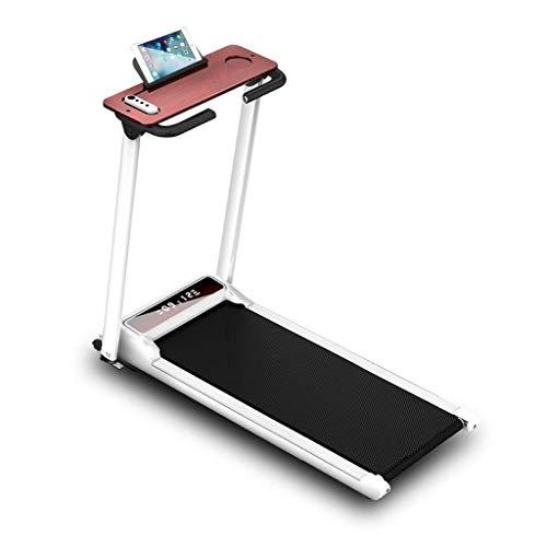 Cinta de correr eléctrica Treadmill para ahorrar espacio de trabajo y caminar, BJY969