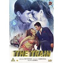 THE TRAIN (OLD) - RAJESH KHANNA,NANDA,HELEN - DVD by ARUNA IRANI,MADAN PURI,SUNDER,IFTEKHAR RAJENDRANATH