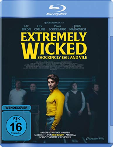Extremely Wicked, Shockingly Evil and Vile [Alemania] [Blu-ray]