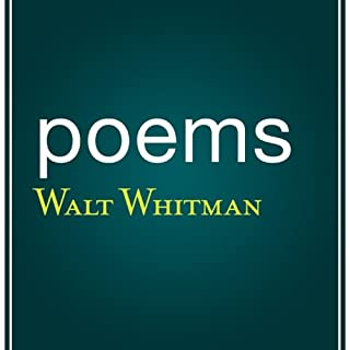 Poems by Walt Whitman cover art