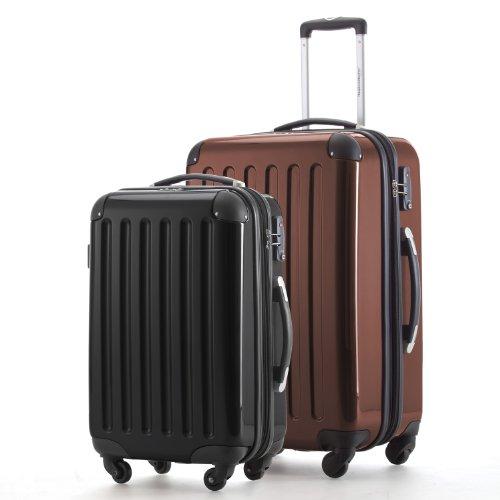 HAUPTSTADTKOFFER Sets de bagages, 65 cm, 116 L,...