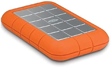 LaCie Rugged All-Terrain 500 GB FireWire 800/ FireWire 400/USB 2.0 Portable External Hard Drive 301371