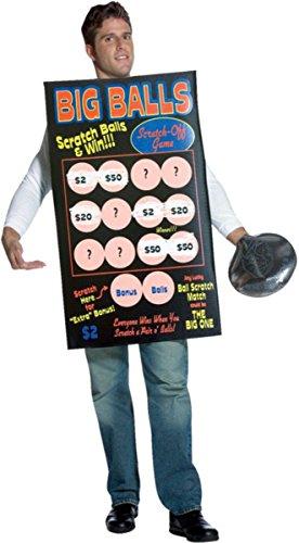 Desconocido Disfraz Billete de Lotera