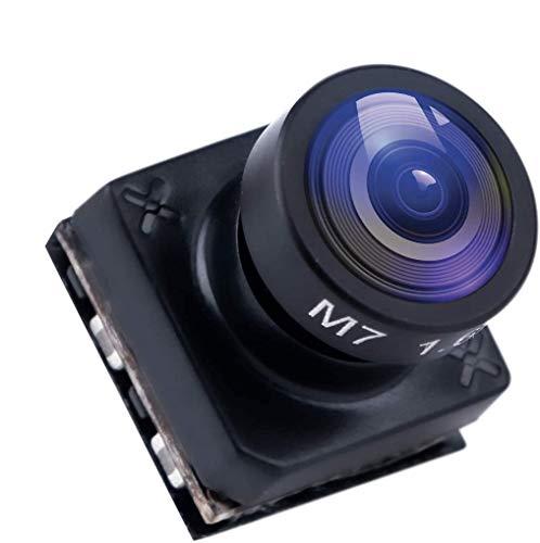 FPV-Kamera Foxeer Pico Razer Cam 1200TVL 1,6-mm-Objektiv 160 Grad 4: 3-Bildschirm PAL mit 1/3 Big Sensor DC 3,8V-16V für FPV Racing Drone Quadcopter