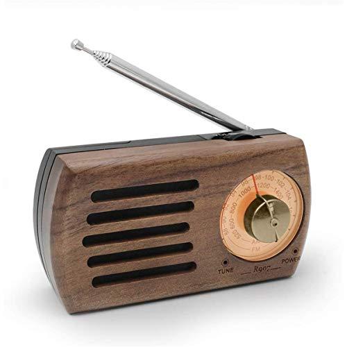 radio madera de la marca HZYWL