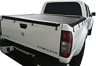 Ute Tonneau Cover to suit Nissan Navara Dual Cab 4WD STR D22 November 2009 to July 2015