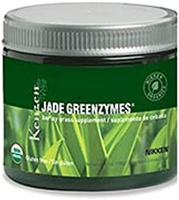 Nikken Jade GreenZymes Barley Selling rankings Grass for 15553 Str Max 84% OFF Supplement -