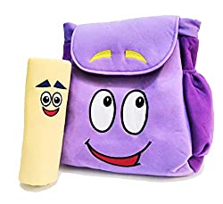 Dora the Explorer Backpack and Map