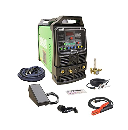 2019 Everlast Power Equipment PowerTIG 200DV 200amp 110/220 Dual Voltage PULSE ACDC Welder