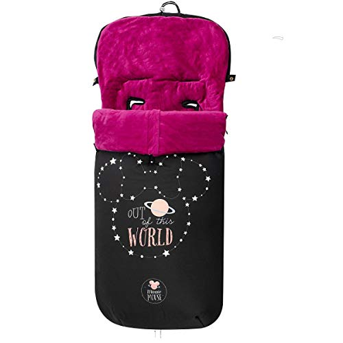 Saco Carro Cosmic Minnie