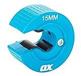 OX Tools OX-P448515 OX Pro Cortatubos de cobre 15mm, azul