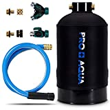 Portable RV Water Softener 16,000 Grain...