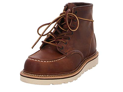 RED WING CLASSIC Enkellaarzen/Low boots heren Bruin Laarzen