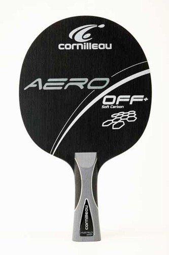 Cornilleau madera De tenis De mesa Aero Off Soft Carbon