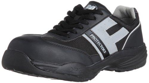 [ミドリ安全] 安全作業靴 JSAA認定 プロスニーカー プロテクトウズ5 PF110 メンズ ブラック 24.5