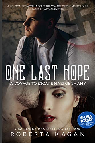 Book: The Voyage - A Historical Novel set during the Holocaust, inspired by real events by Roberta Kagan
