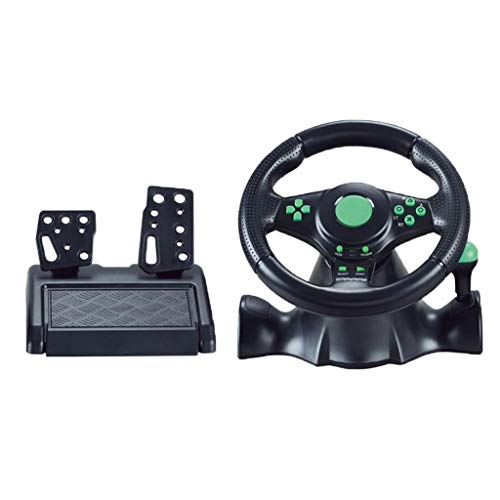 B Blesiya Driving Simulator Racing Juego de Palanca de Cambios para Volante para PS3 PS2 Xbox