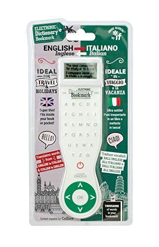 Electronic Dictionary Bookmark-Italian English