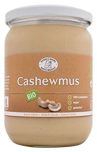 Eisblümerl Bio Cashewmus, 1er Pack (1 x 500 g)