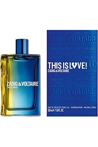 Zadig & Voltaire This Is Love! Eau de Toilette Unisex, 100 ml