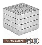 myHodo Magnetwürfel Premium Set, vielseitig einsetzbar, Stresskiller Anti Stress Geschenkidee für...