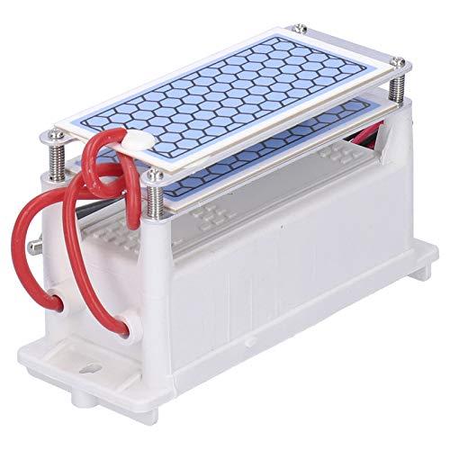 Estricto Ozono Generador, Aire Purificador Menos Que 70w 10g/h 146 X 55 X 70mm con Aluminio Aleación y Cerámica