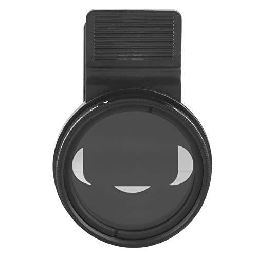 zhuolong Veledge 37mm Adjustable ND Lens Filter ND2‑400 Neutral Density for Different Phones