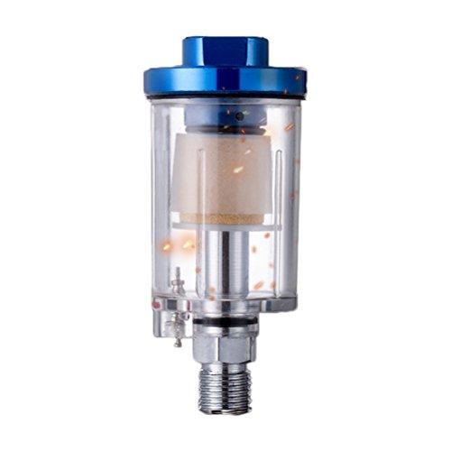 ukcoco Wasser Ölabscheider Trap Filter Sprühfarbe Air Tool Airbrush -