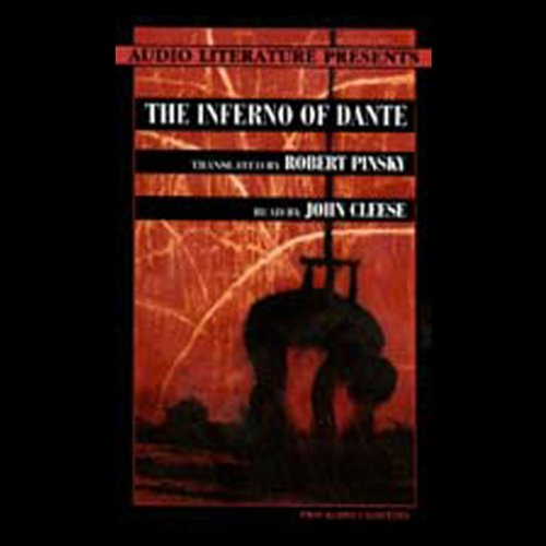 『The Inferno of Dante』のカバーアート