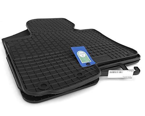 kh Teile Gummimatten iX35 Allwetter Gummi Fußmatten, Passgenau, Original Qualität, 4-teilig