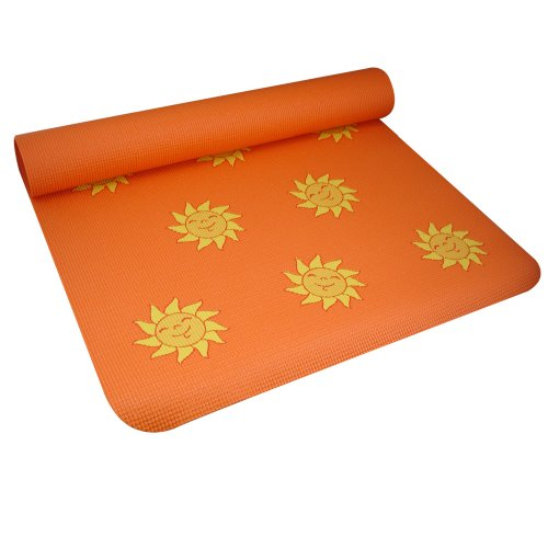 YogaDirect Fun Yoga Mat for Kids - Butterfly