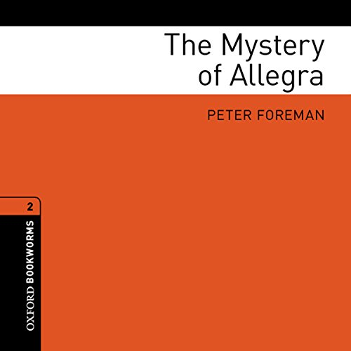 The Mystery of Allegra audiobook cover art