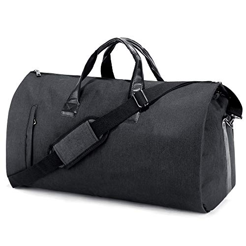 Duffle Bag Garment Bag Carry On Weekend Bag Flight Bag for Travel Sports Gym (inclusief schoenen en pakken)