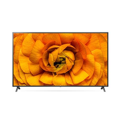 LG 75UN85006LA 189 cm (75 Zoll) UHD Fernseher (4K, Triple Tuner (DVB-T2/T,-C,-S2/S), Dolby Vision, Dolby Atmos, Cinema HDR, 100 Hz, Smart TV) [Modelljahr 2020]