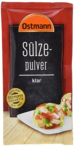 Ostmann Sülzepulver klar, 15er Pack (15 x 20 g)