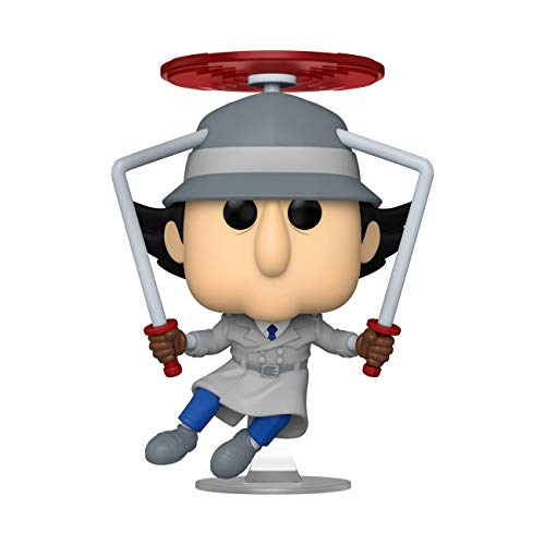 Funko Pop! Animation: Inspector Gadget - Inspector Gadget Flying Vinyl Figure
