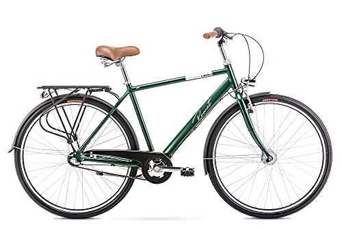 breluxx® 28 Zoll ALU Retro Herrefahrrad...