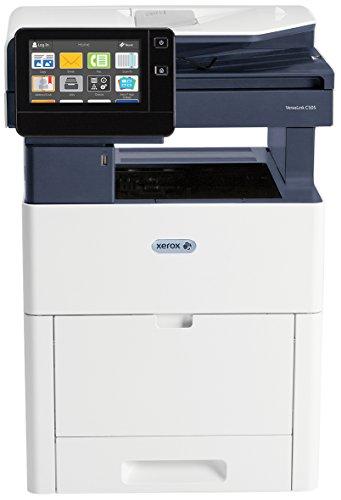 Xerox VersaLink C505V_S Multifunktionsgerät Laser 43 Seiten pro Minute 1200 x 2400 DPI A4 - Multifunktionsgeräte (Laser, 1200 x 2400 DPI, 700 Blätter, A4, Direkter Druck, Schwarz, Blau, Weiß)