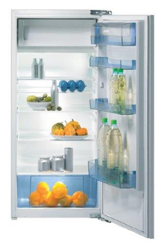 SIBIR EKI 6202 Eingebaut 200L A++ weiß - Kombi-Kühlbox (Eingebaut, weiß, rechts, Glas, 200 l, 183 L)