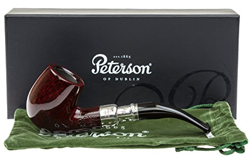 Peterson Spigot Red 69 Tobacco Pipe - Fishtail