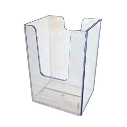 Source One 12-Pack Vertical Business Card Holders, Slope (S1-VBC-Slopie)