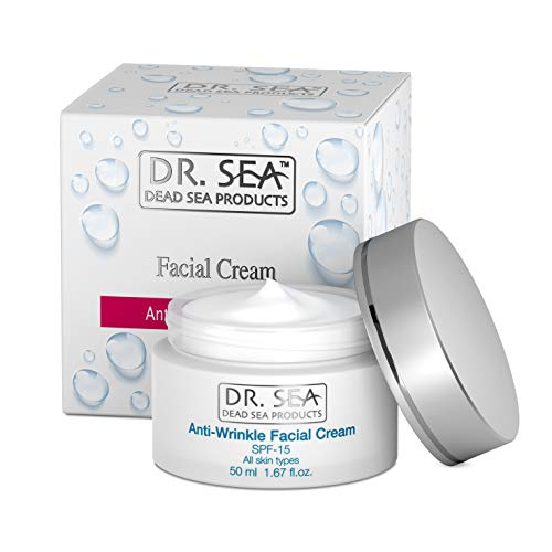 Dr. Sea SPF15 Crème anti-imperfections 50 ml